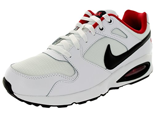 Nike Mens Air Max Coliseum Racer Running Shoe White/Black-university Fed b8bPh