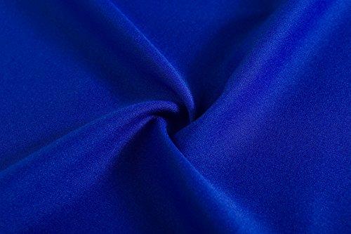 Tops Short Women Bewish Chiffon Summer Spaghetti Sleeve Cold Strap Blue Blouse Dress Off Loose Shoulder OqqH8d