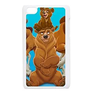 Brother Bear 2 iPod Touch 4 Case White Phone cover V92798078