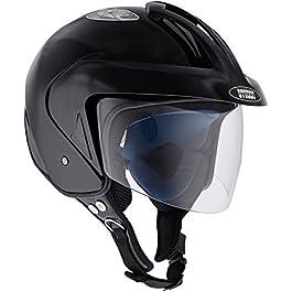 Studds KS-1 Metro Helmet Black (L)