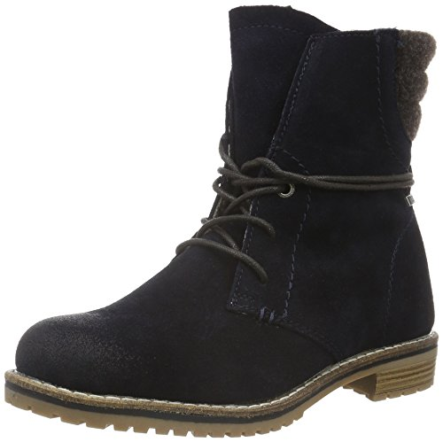 Tom navy Women's Ankle Blue Tailor Boots 1693604 r8xO4wrnTq