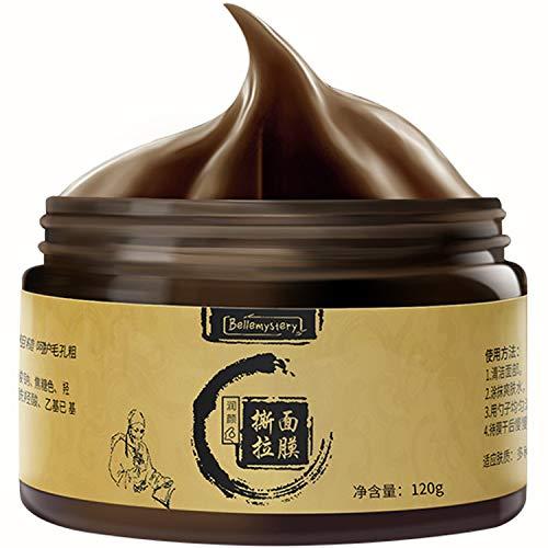 APEPAL Deep Cleansing Transitional Herbal Ginseng Black Head Removal Peel Off Masker 120g