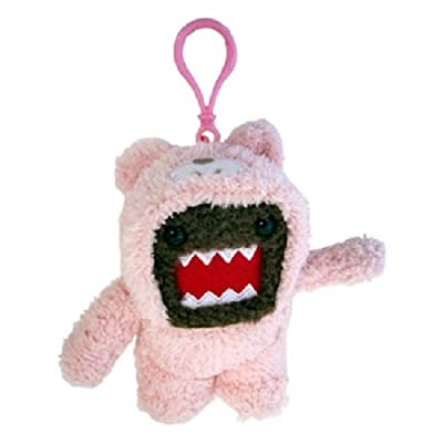Licensed 2 Play Domo Teddy Bear Clip On (Colors May Vary): Toys & Games