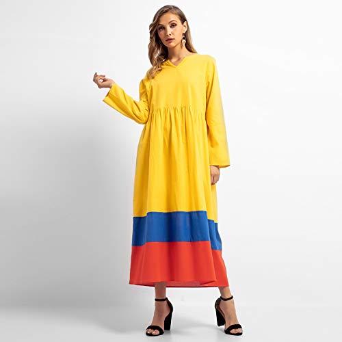 Vestiti Grande Robes Donna Del Vestito Invernali S Oriente nbsp;autunno E Della Femminile Islamico Musulmane Medio Refurbishhouse deBxoC