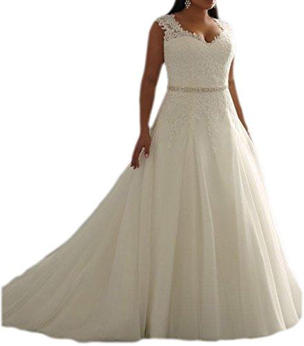 fat bridal dresses - 3