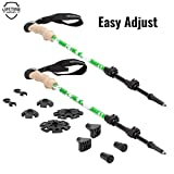 TNH Outdoors Trekking Poles - Lightweight, Aluminum Hiking, Walking &...