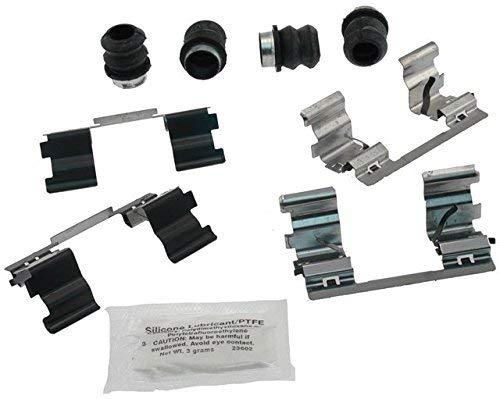 (Raybestos H5834A Professional Grade Disc Brake Caliper Hardware Kit)