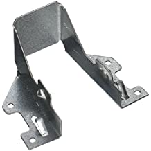 Simpson Strong Tie LUS24 2-Inch by 4-Inch Double Shear Face Mount Joist Hanger