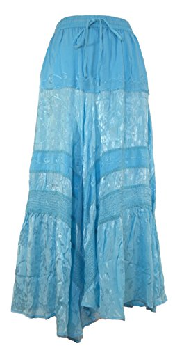 long broom skirts for women - 4