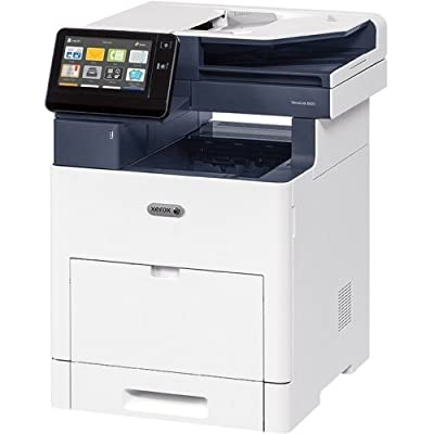 Xerox VersaLink B605/XM LED Multifunction Printer - Monochrome - Plain Paper Print - Desktop - Copier/Fax/Printer/Scanner - 58 ppm Mono Print - 1200 x 1200 dpi Print - Automatic Duplex Print - 1 x Inp