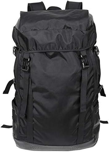 BAJIMI ハイキングのバックパックの複数のストレージアウトドアバッグバックパックメンズナイロン防水ハイキングバッグ