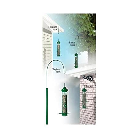 Brome 1016 Squirrel Buster Finch Feeder Pack of 2
