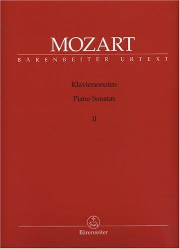 Mozart 19 Sonatas - Mozart: Piano Sonatas - Volume 2