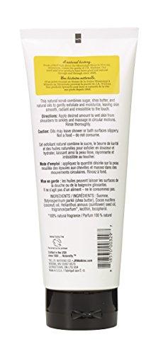 41v415QATFL J.R. Watkins Sugar & Shea Body Scrub, Lemon Cream, 8 ounce