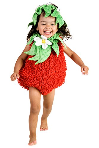 Suzie Strawberry Deluxe Costume