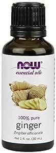 NOW  Ginger Oil, 1-Ounce