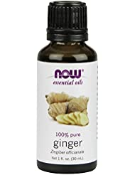 NOW  Ginger Oil, 1-Ounce