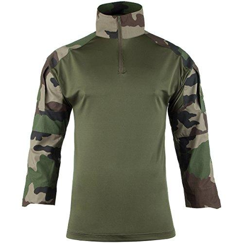 Mil-Tec Warrior Chemise avec coudières CCE