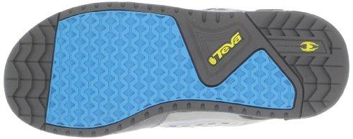 Teva Links 8715 - Zapatillas de deporte unisex Gris (Grau (lunar rock 535))