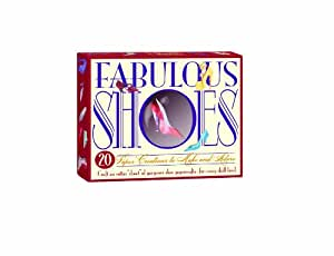 Fabulous Shoes 20 Paper Creations to Make and Adore