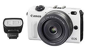 Canon EOS M2 Mark II 18.0 MP Digital Camera (Black) Body Only - International Version (No Warranty)