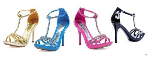 Fuchsia 431 Shoes Darling Women's Ellie wz4Xq