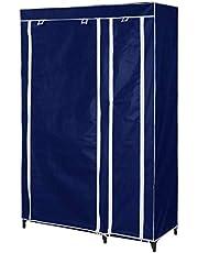 Portable Fabric Closet Wardrobe - Navy, Ce6100010