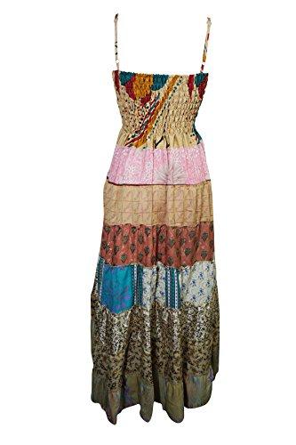 Mogul Interior - Vestido - Noche - para mujer Brown-1