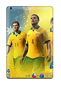 Durable Protector Case Cover With Ea Sports 2014 Fifa World Cup Collection Hot Design For Ipad Mini/mini 2 by Maris's Diary