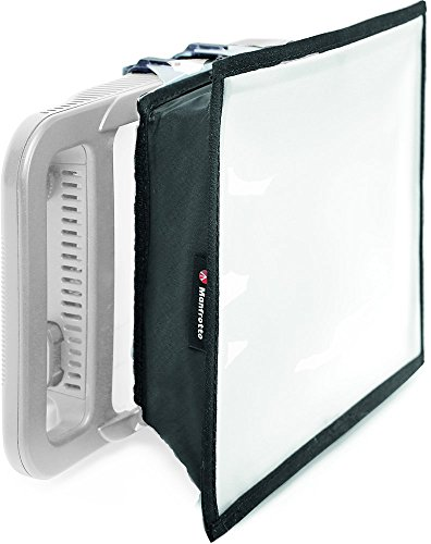 Manfrotto MLSBOXL LYKOS LED Light Softbox (Black)