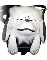 Great Eastern Naruto GE-5483 Akamaru Face Plush Messenger Bag