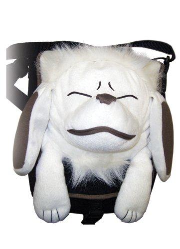 - Great Eastern Naruto GE-5483 Akamaru Face Plush Messenger Bag
