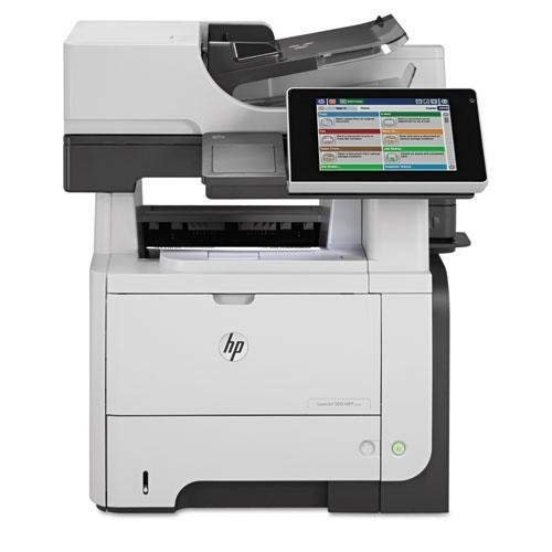 Certified Refurbished HP LaserJet Enterprise 500 M525F M525 CF117A All-in-One Printer Copier Fax Scanner with Toner and 90-Day Warranty ()