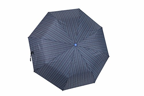 po-campo-rain-street-thin-stripes-umbrella-black