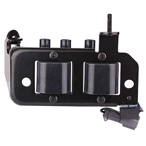ROADFAR Pack of 1 Ignition Coil Fits for Kia Rio 2001-2005 Equivalent with OE: UF335 C1325
