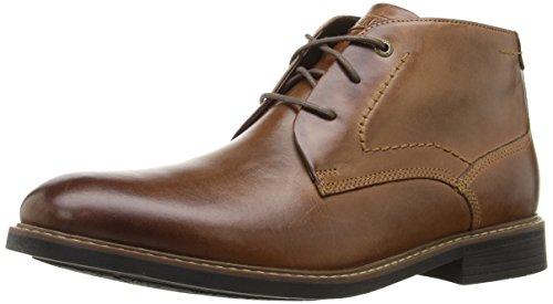 Rockport Men's Classic Break Chukka Boot- Dark Brown Leather-13 W