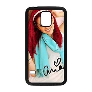 ariana grande look alike Phone Case for Samsung Galaxy S5 Case