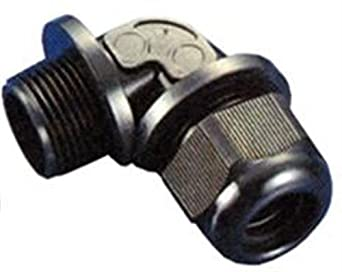 Morris 22582 Cable Gland Npt Thread 90 Degree Nylon 3