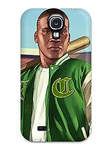 TERRI L COX's Shop 9178397K54619465 Hot Tpye Grand Theft Auto V Case Cover For Galaxy S4