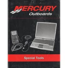 2007 MERCURY OUTBOARD SPECIAL TOOLS SERVICE MANUAL P/N 90-878107R01 (508)