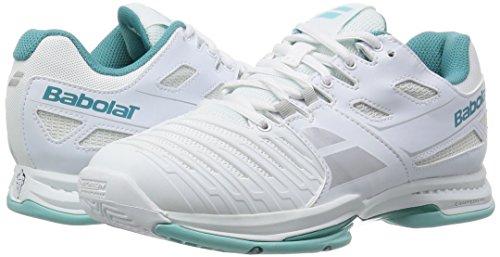 Babolat SFX All Court Women Color Blanco/Azul