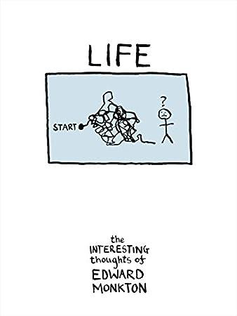 Amazon Life The Interesting Thoughts Of Edward Monkton Magnificent Interesting Thoughts About Life