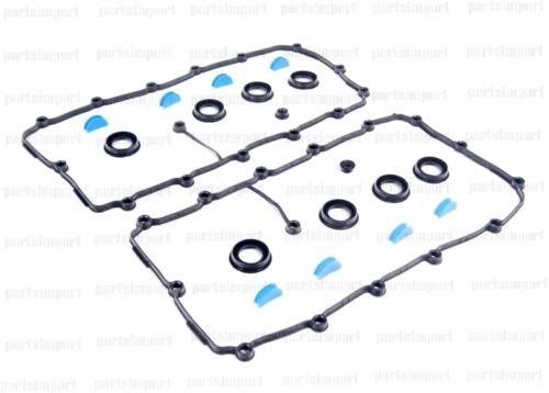 - Audi A6 S4 Valve Cover Gasket Set L + R Gaskets OEM VICTOR REINZ Made in Germany