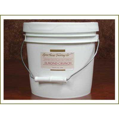 Chocolate Almond Nut Crunch Spread - 1 Gallon Tub
