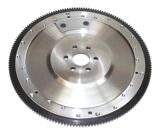 Flywheel 164 Tooth (PRW 1630280 SFI-Rated 31 lbs. 164 Teeth 0-Balance Billet Steel Flywheel for Ford 289-302-351 1963-95)