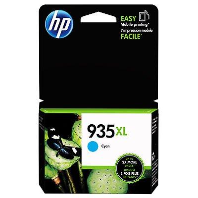 HP 935XL Cyan High Yield Original Ink Cartridge (C2P24AN)