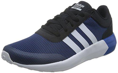 De Noir Cloudfoam Adidas Sport blanc negbas Chaussures bleu Azul Ftwbla Homme Race wBYx6FO