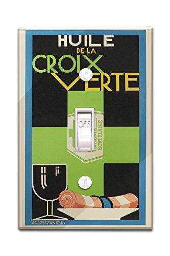 huile-de-le-croix-verte-vintage-poster-artist-a-m-cassandre-c-1925-light-switchplate-cover