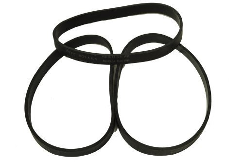 Dirt Devil Style 4 & 5 Upright Vacuum Cleaner Belt, 3 belts in pack -