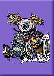 Artista Von un mundo de Eye Gone Wild 32 Coupé de Monster la ...